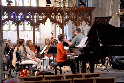 PF2016 Hammond-Fest Orchestra 1